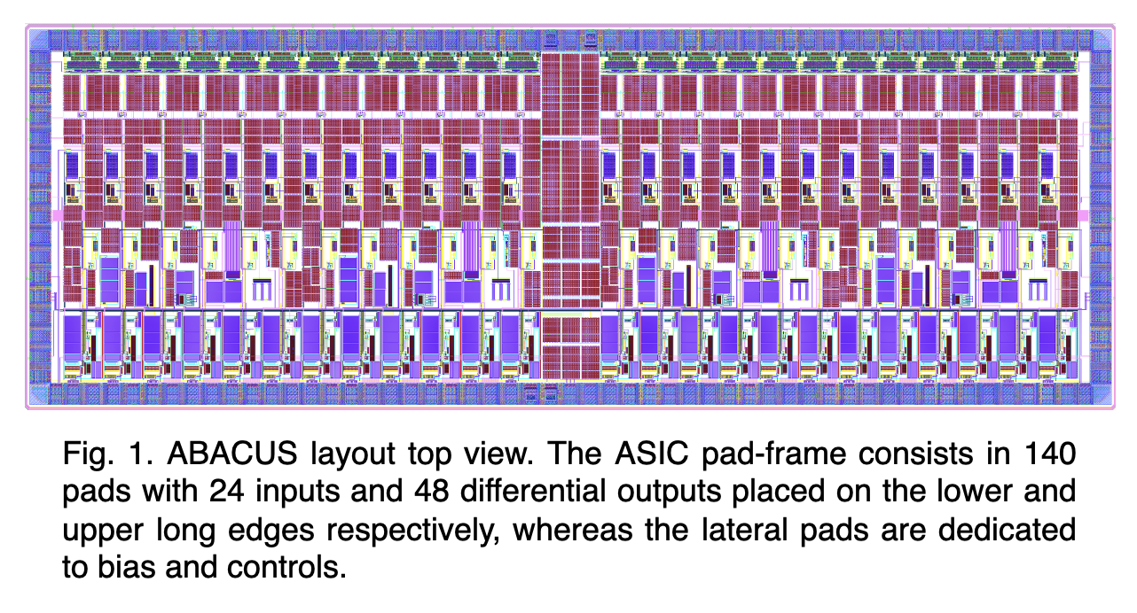 A single ion discriminator ASIC prototype for particle therapy applications